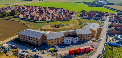 Willow Court, Whittlesey